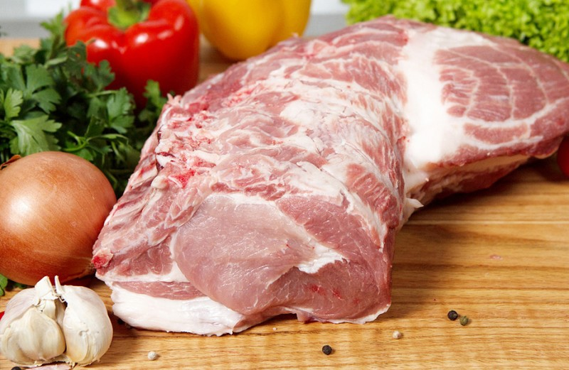 В Ростовской области уничтожена 41 тонна санкционной свинины
