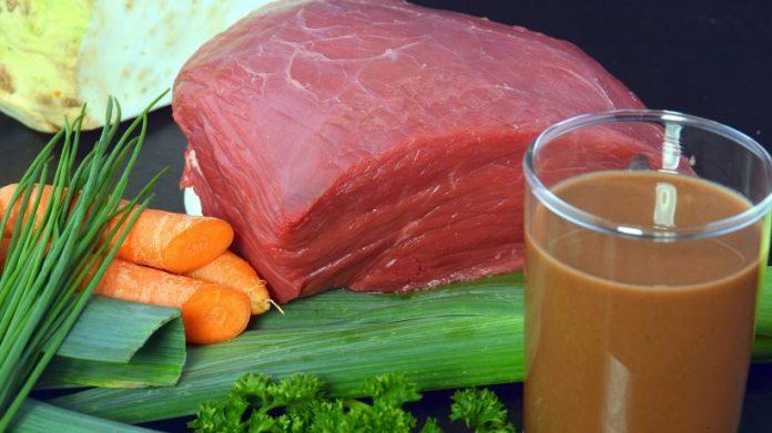 Германия: Поить мясом будут немцев