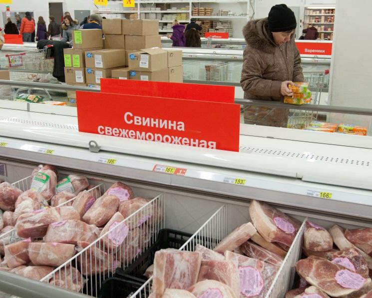 Цены на свинину и птицу продолжают снижаться