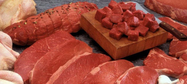 В январе–августе объем производства мяса на Дону сократился почти на 10%