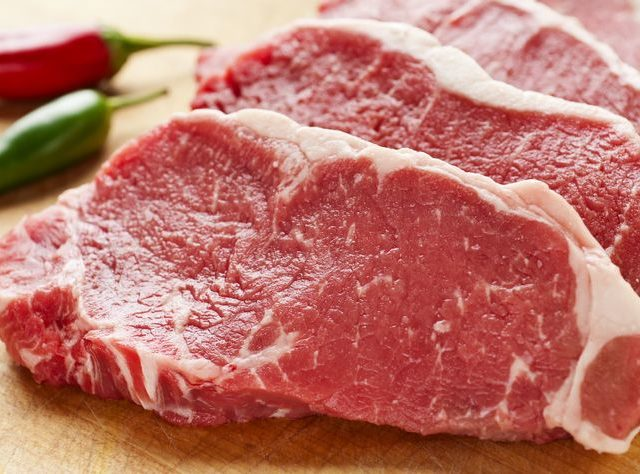 На Дону производство мяса снизилось на 5,5% в январе-ноябре 2020 г.